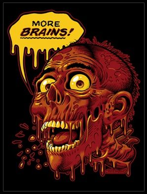 The Return of the Living Dead's Tarman | MOVIE, TV ...