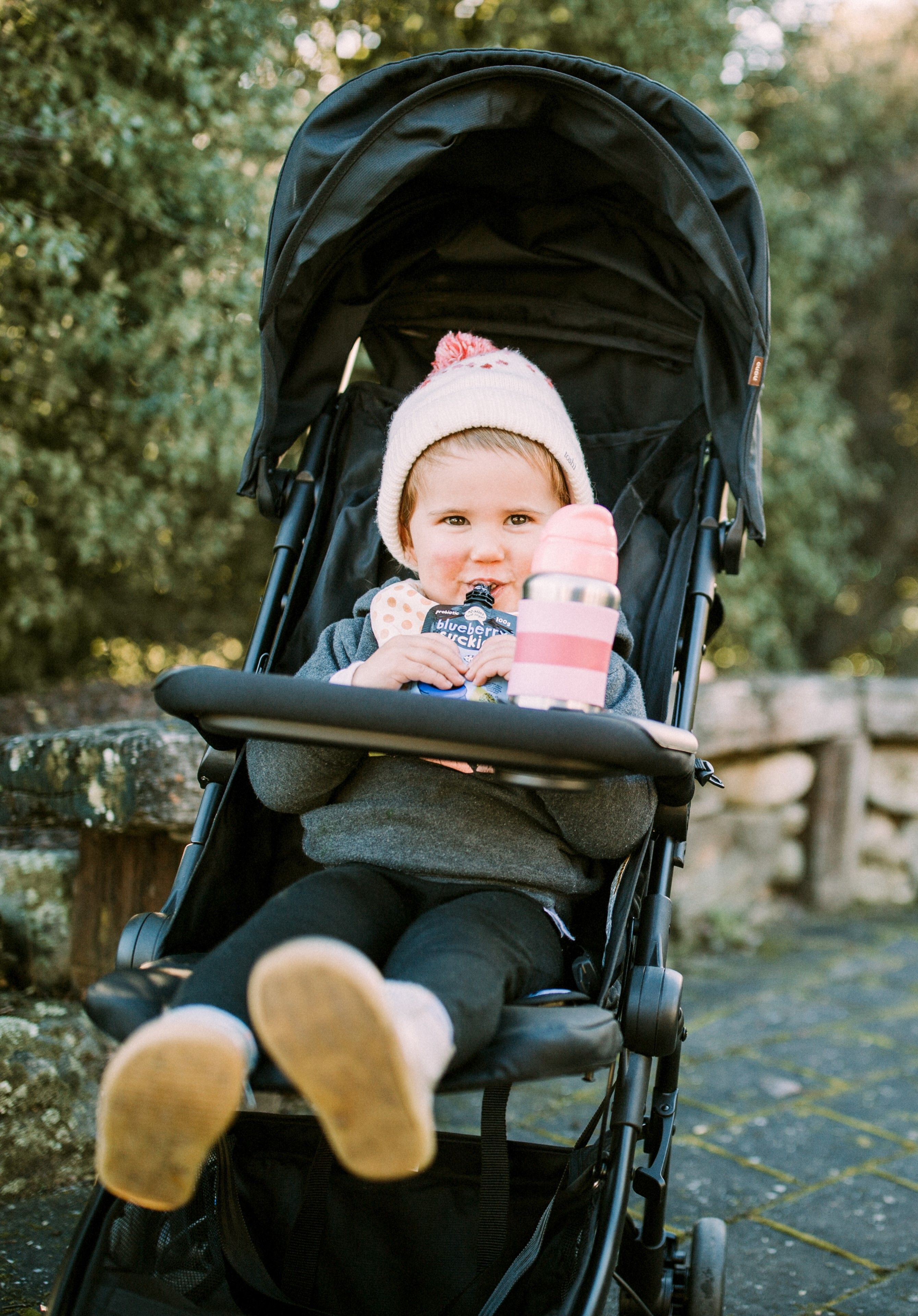 Mountain Buggy nano is the ultimate travel stroller that