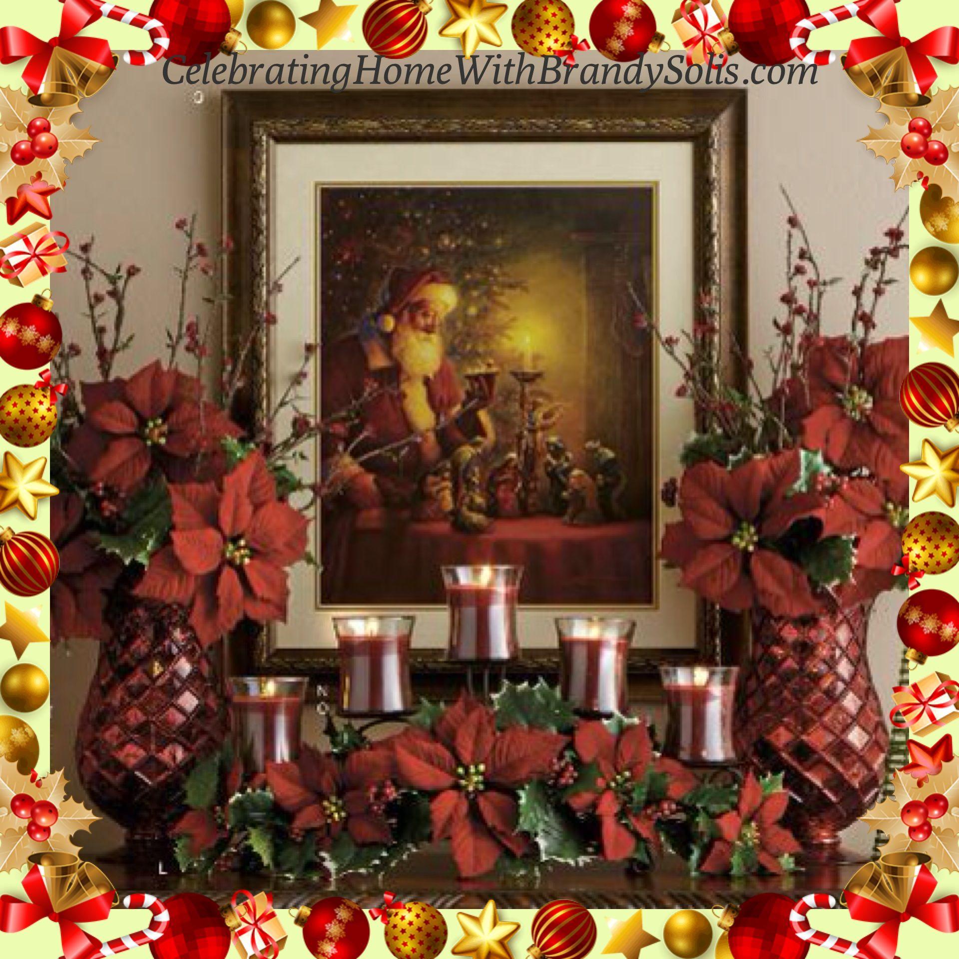 Christmas 2013 Christmas home, Holiday decor, Christmas