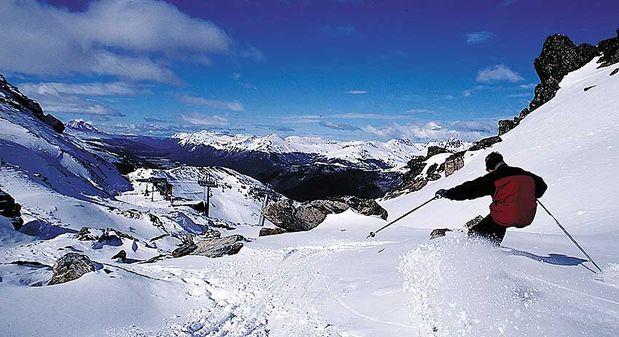 Ski en el Fin del Mundo - Usuhaia Argentina