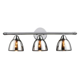 Oooohshiny Another Contender For Lighting In The Bathroom - Bathroom vanity lights in chrome
