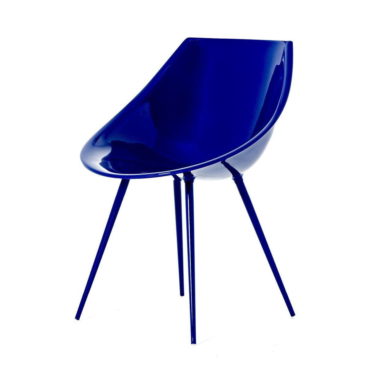 La Chaise LAGO De Driade Imaginee Par Le Celebre Designer Philippe Starck Se Caracterise