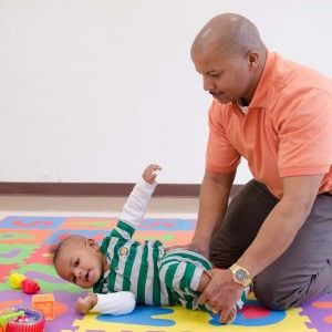 how to help your preemie roll over. Use these simple ...