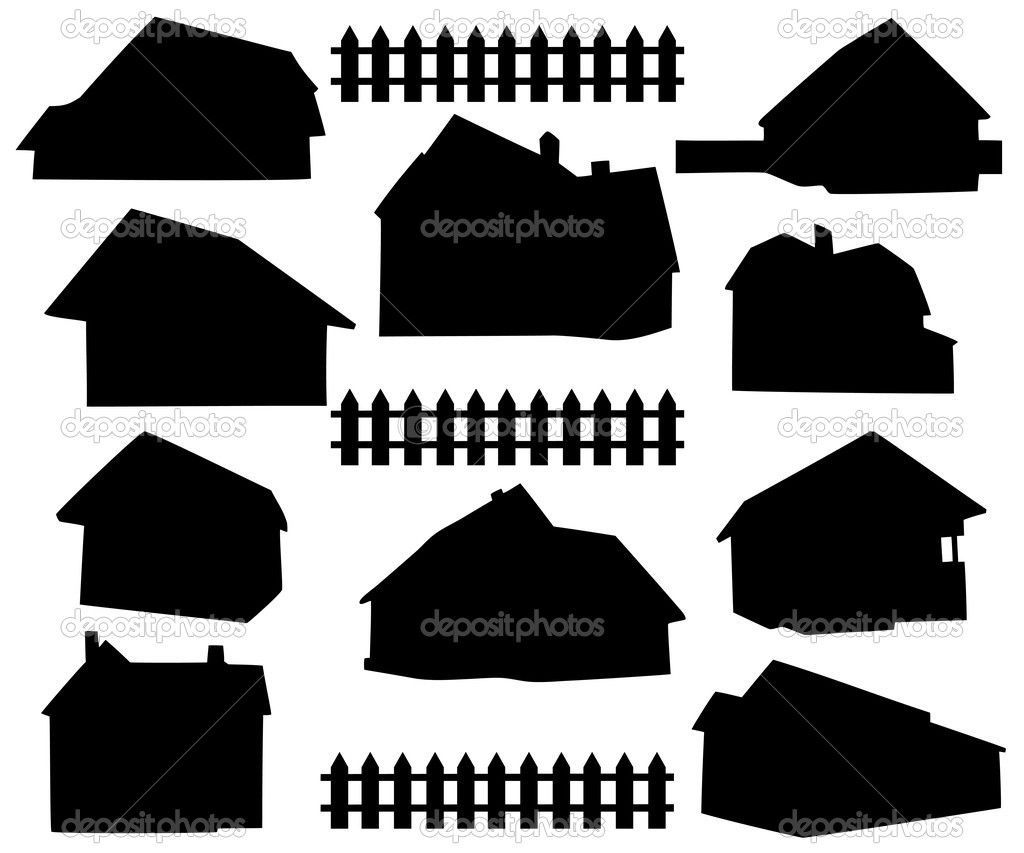 Modern house silhouette google search