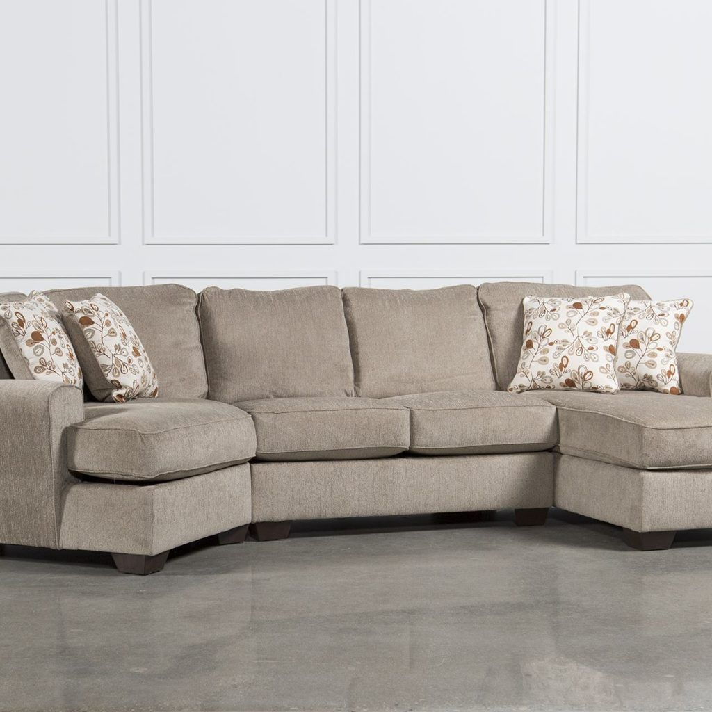 Microfiber Sectional Sofa With Chaise And Cuddle | http://ml2r.com ...