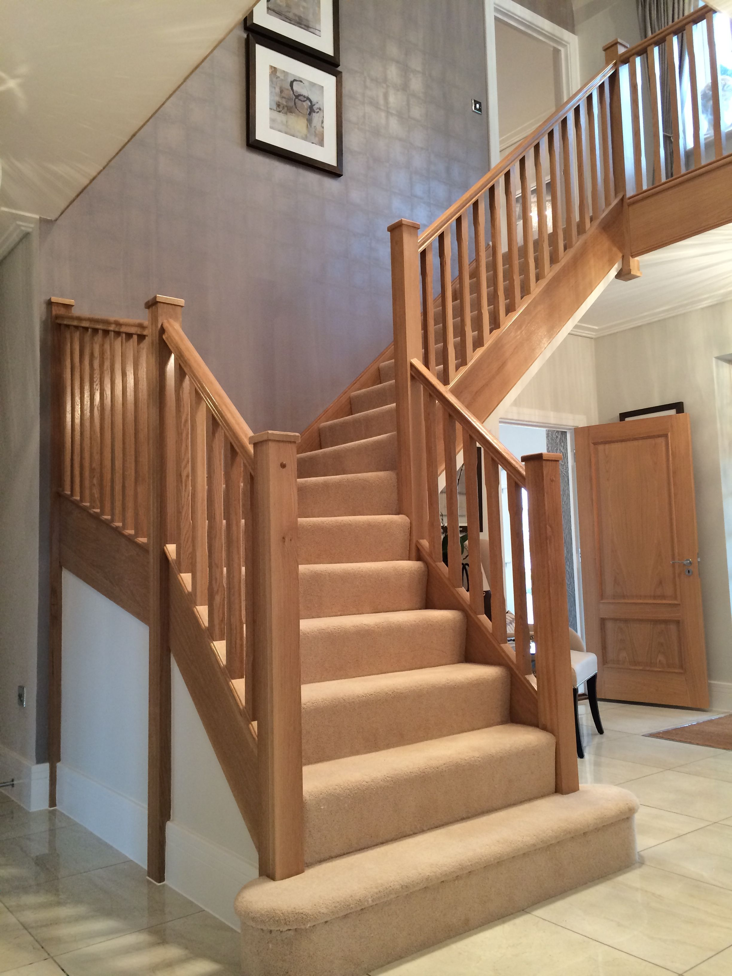 Best Pin By Northern Joinery Ltd On Oak Staircases Staircase 640 x 480