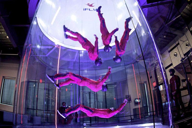 Ifly Dubai | Ifly Dubai | Indoor skydiving, Skydiving