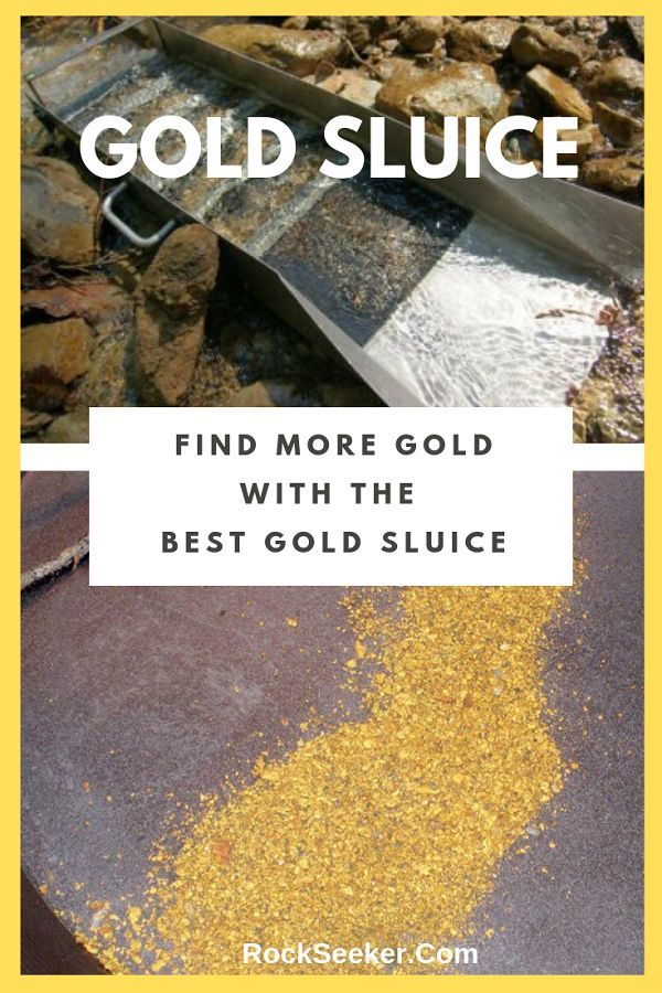 Best Sluice Box REVIEWS Find More Gold With These Sluice