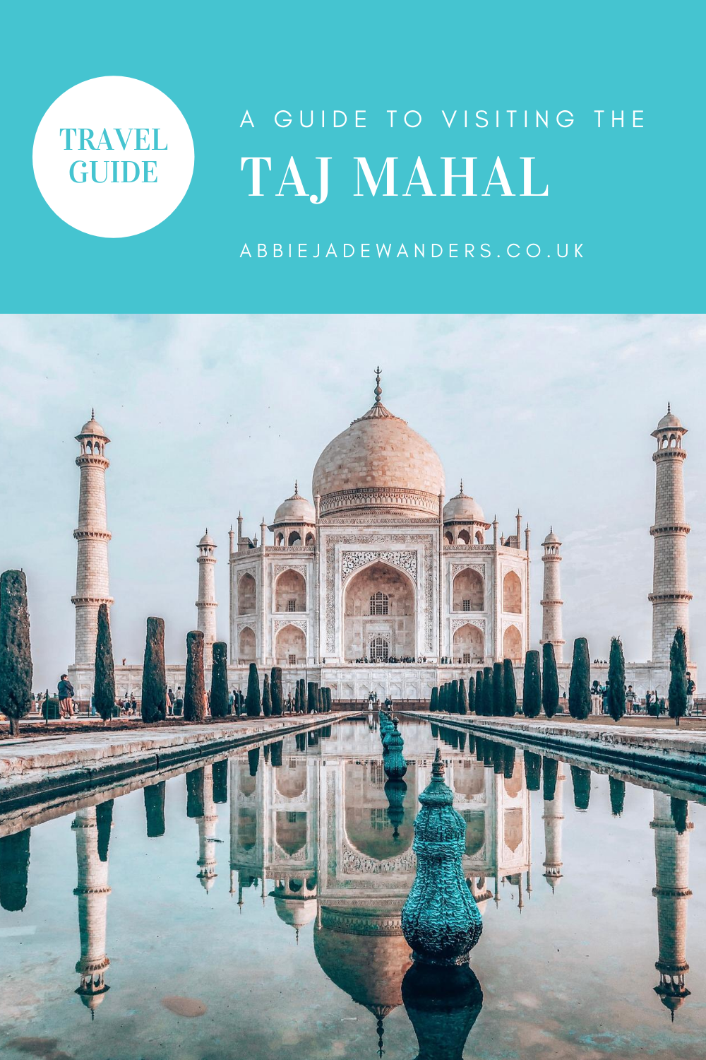 All the tips you need for visiting the Taj Mahal and taking those gorgeous photos of this breathtakingly beautiful wonder of the world. #tajmahal #indiaclicks #discoverindia #incredibleindia #travelblogger