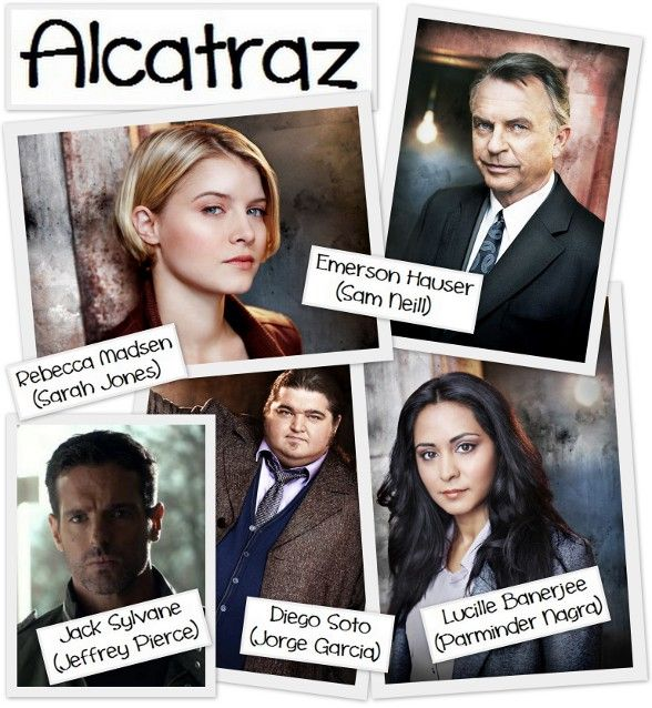 Are you following the new JJAbrams tv serie? Alcatraz promises well!