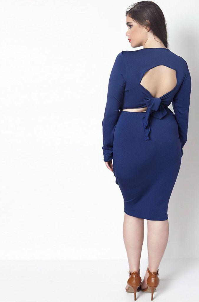 Rebdolls Devil With A Blue Dress On Midi Dress Barbara Ferreira Knox
