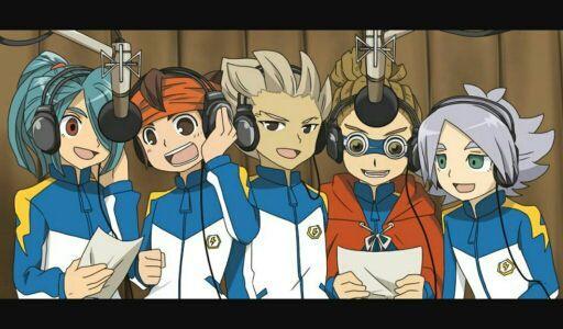 Ephemeral inazuma eleven eleven 11 anime e manga for Immagini di blaze