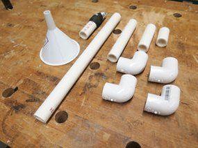 PVC Saxophone! #musicalinstruments