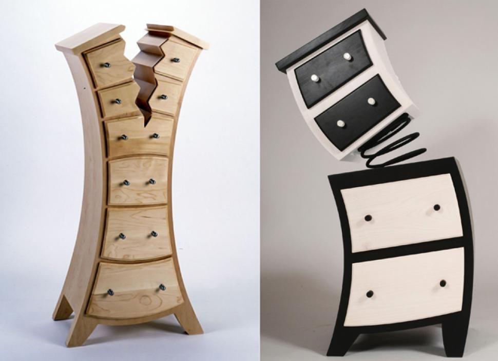 Charmant See It: Designeru0027s Trippy U0027Disneyu0027 Furniture   NY ...