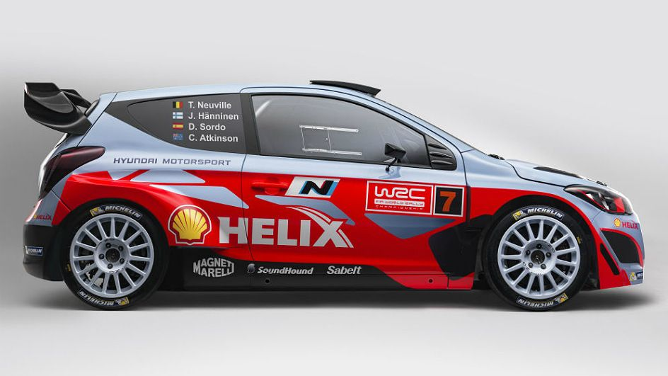 Hyundai I20 Wrc >> Hyundai I20 Wrc Technical Specifications About Wrc Wrc