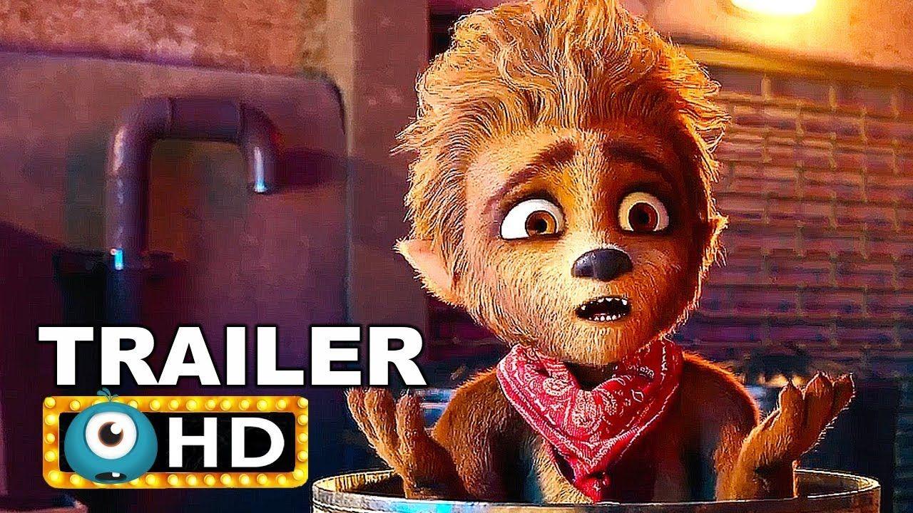 Monsterfamily animation MONSTER FAMILY Trailer 1 NEW