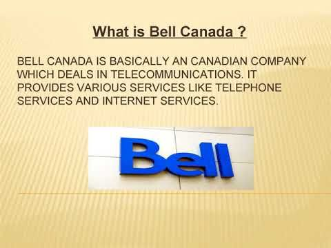 Contact us at Bell Canada helpline number 1844-622-4283