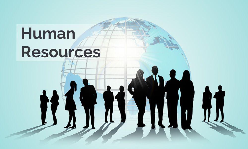 human resources hr management prezi next presentation template, Powerpoint templates