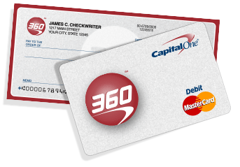 Checking Account Deposit Capital One 8 Capital one 8