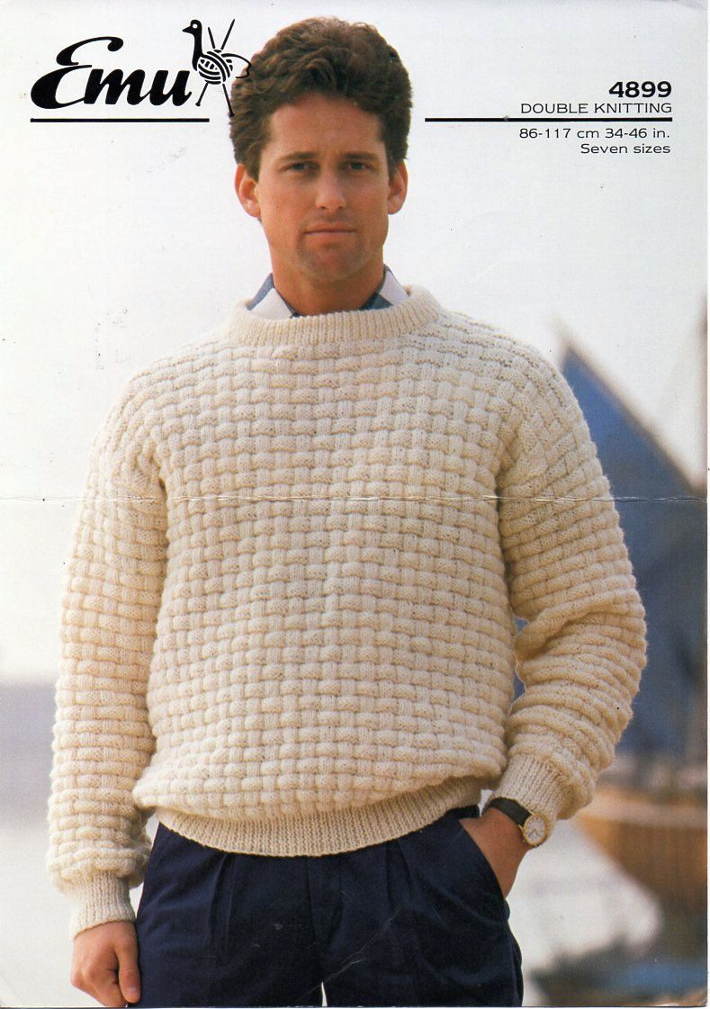 Mens Sweater Knitting Pattern Amazing Inspiration