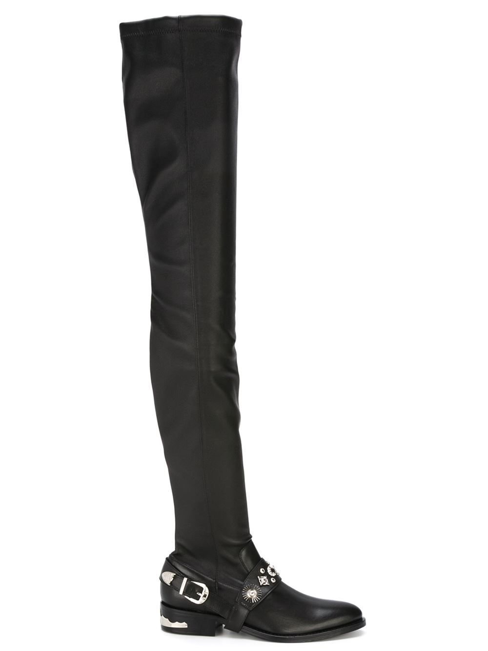 cheap sale shop for Toga thigh high boots new arrival for sale 9j8cpI1r2U