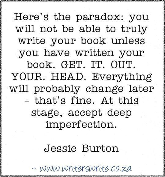 Quotable – Jessie Burton | Writers Write