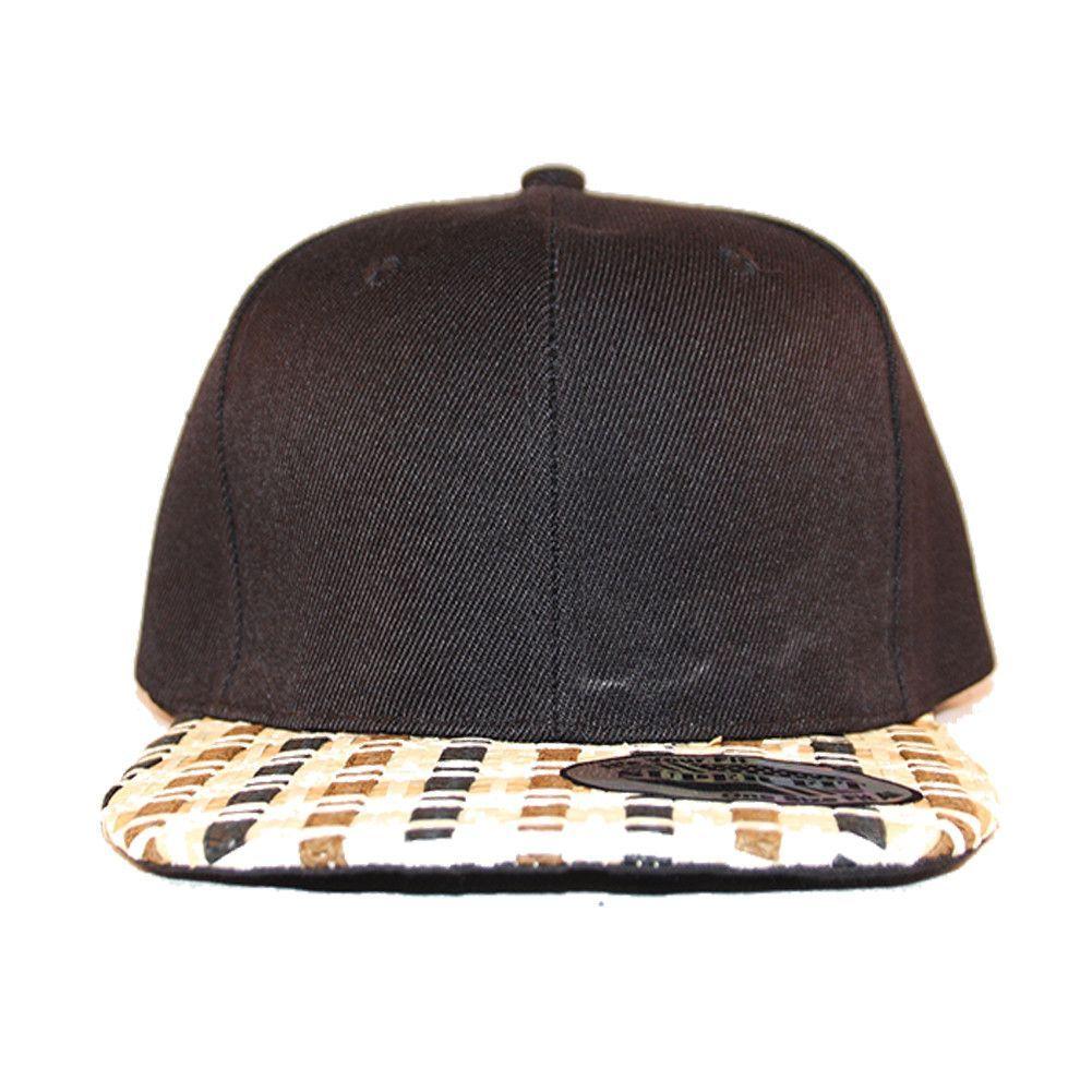 21ca93a4477 Products · Loyal Cloth Black Brown Straw Brim Cap