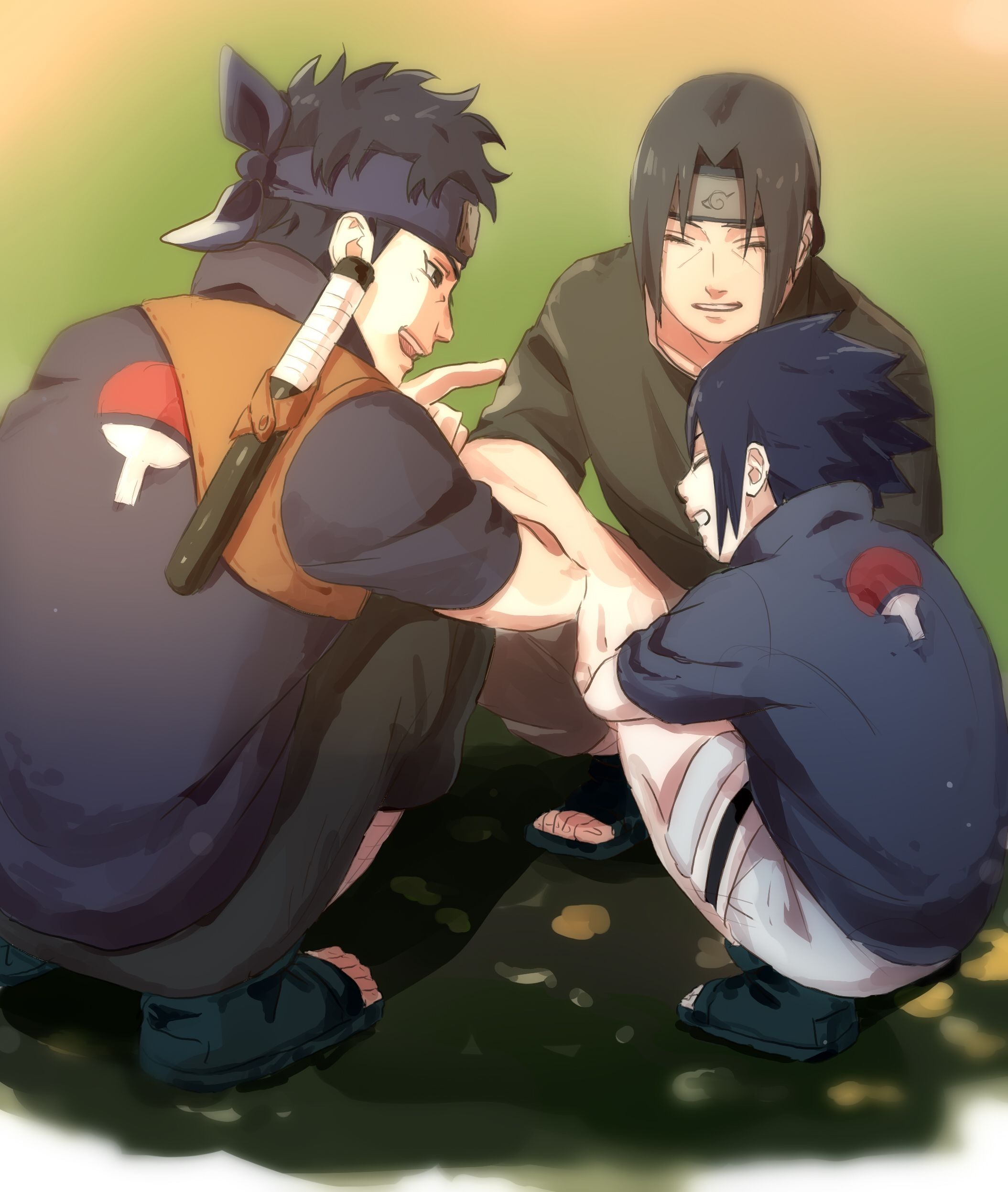 Tags: NARUTO, Uchiha Sasuke, Uchiha Itachi, Uchiha Shisui