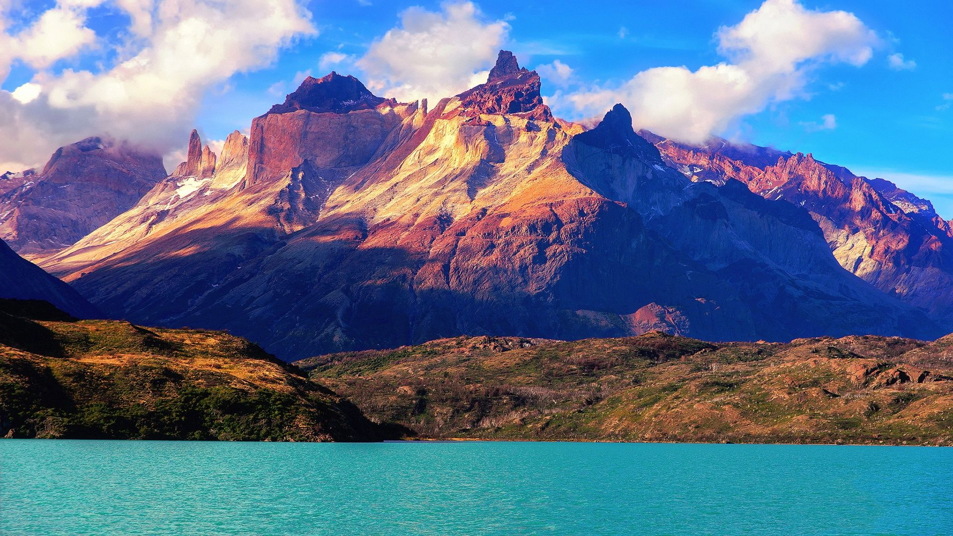salt lake in chile wallpaper background free images hd