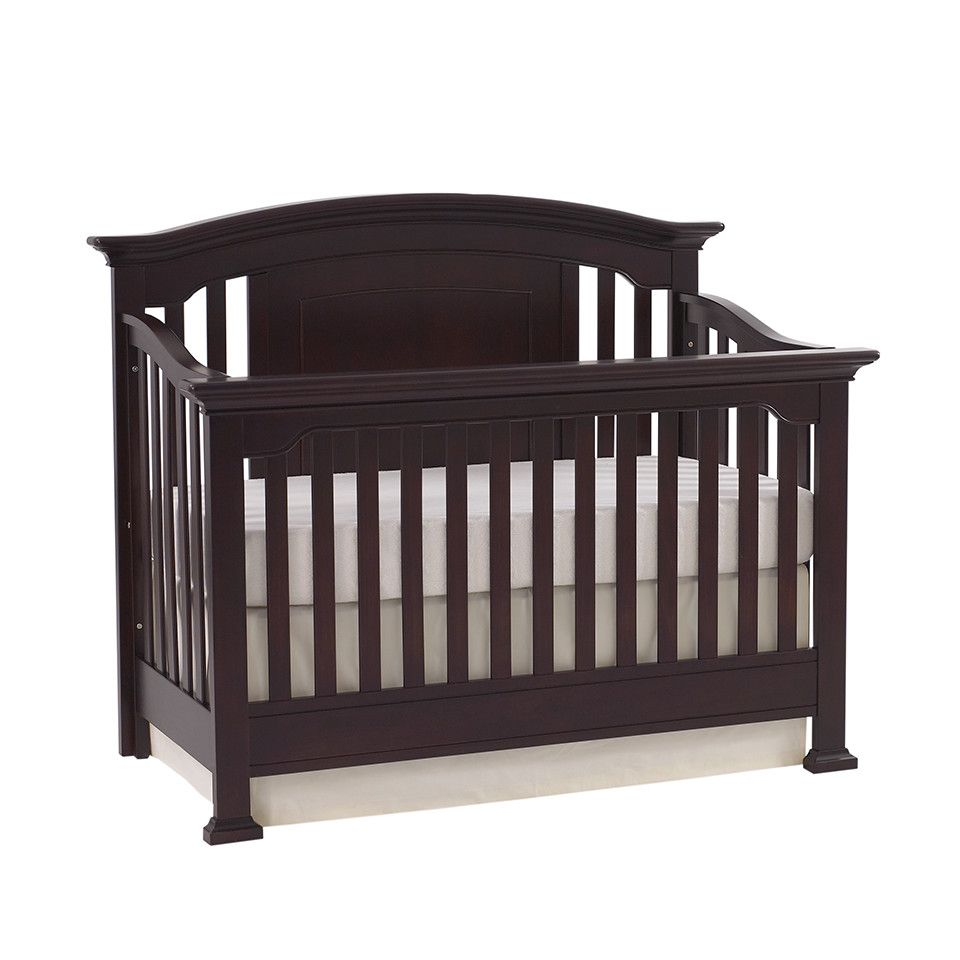 Munir Medford Lifetime 4-in-1 Convertible Crib