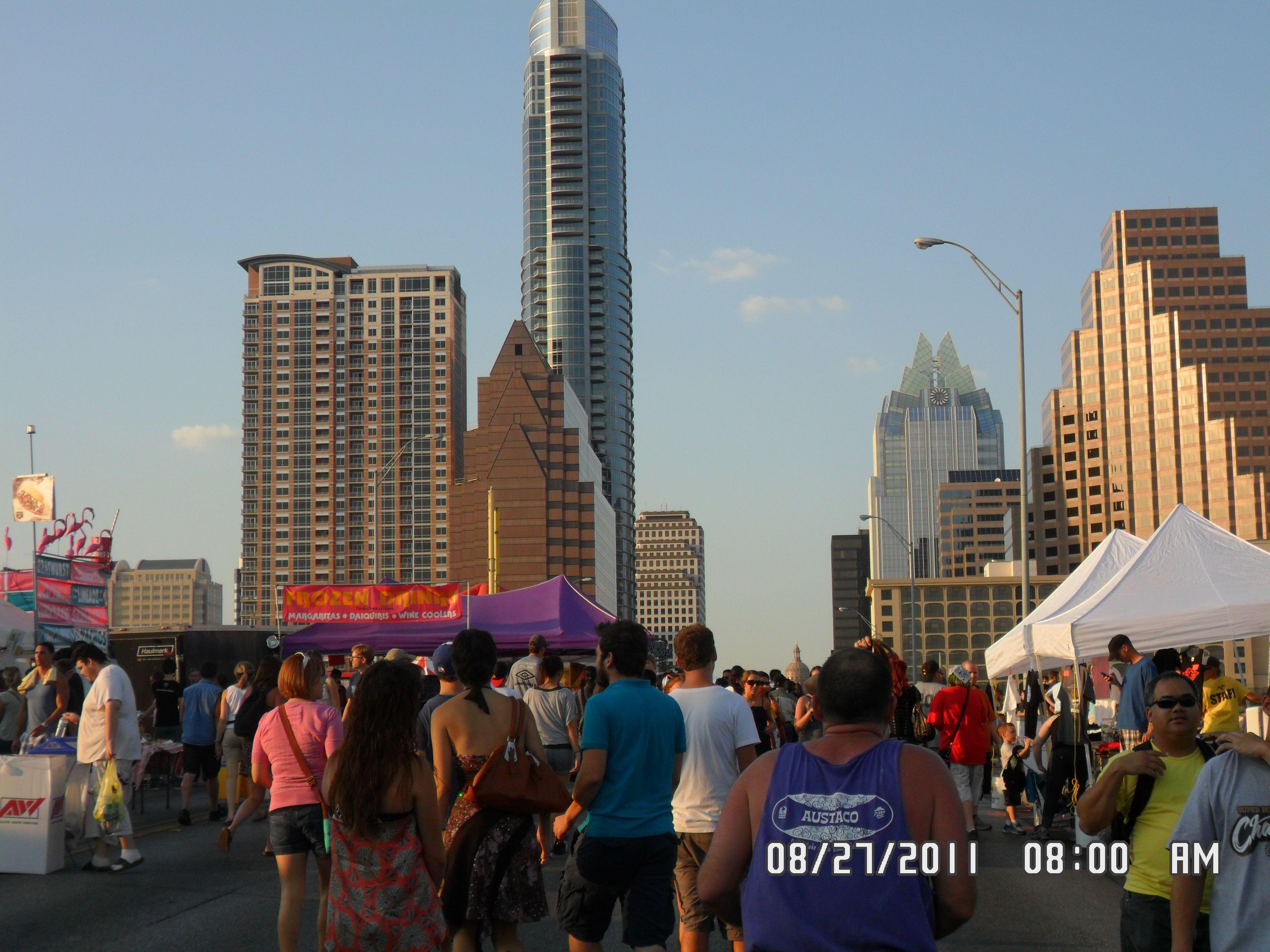 Austin tx bat festival 2011 places to go favorite