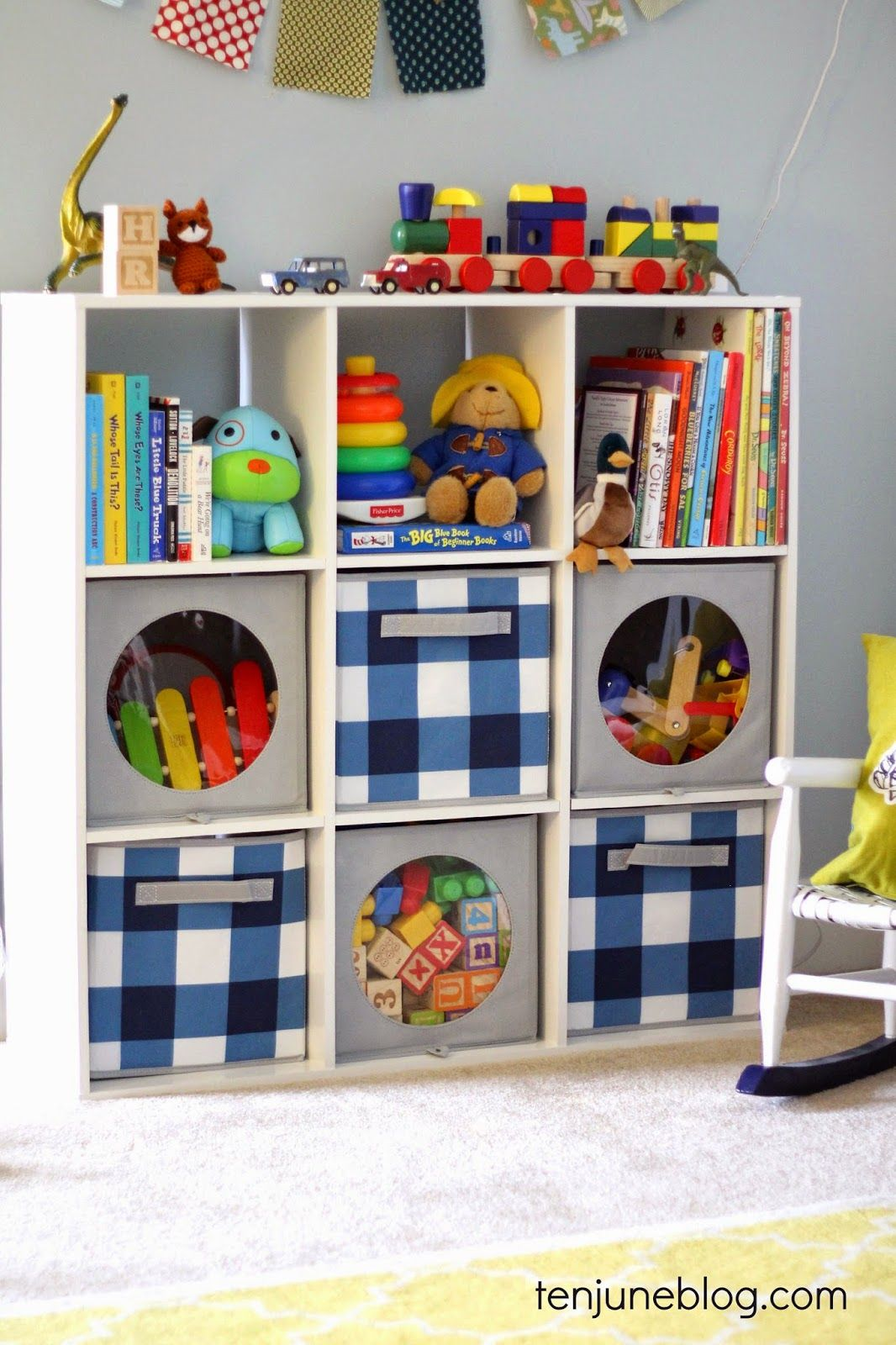 Toy Storage Ideas Diy Plans In A Small Space That Your Kids Will Captivating Storage Solutions For A Small Bedroom Inspiration