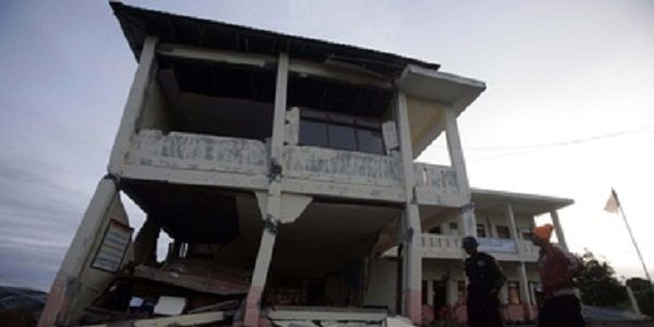 Disaster from Indonesia Aceh