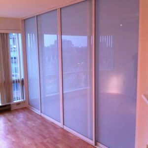 8 Foot Sliding Gl Closet Doors