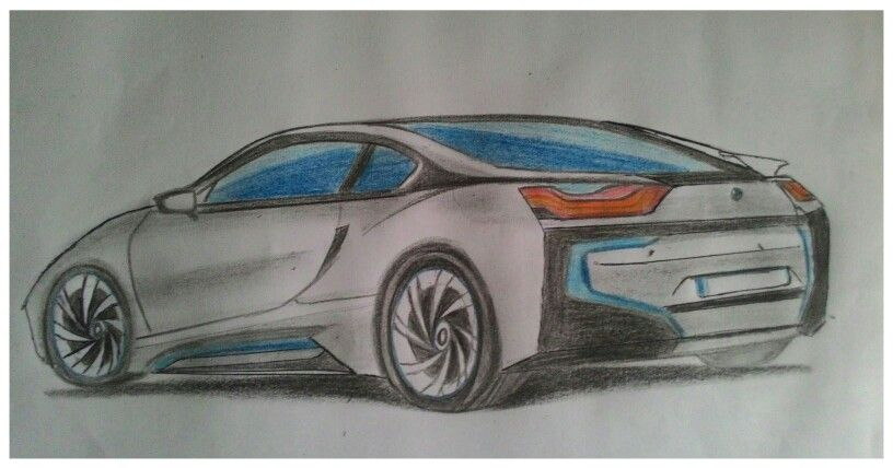Bmw I8 My Drawings Pinterest Bmw I8 Bmw And My Drawings