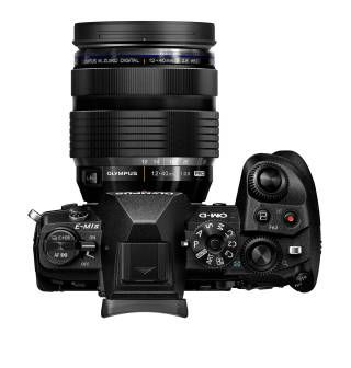 Olympus Om D E M1 Mkii Camera Body Systemkamera Olympus Kameras
