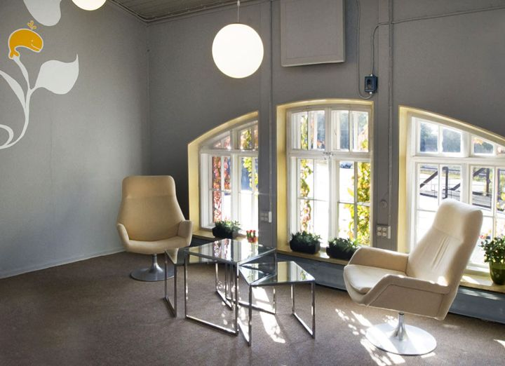 And more light we are in love with these sunny living room designs - Design3 Design Siru Tuomisto Photo Georg Laurin Http