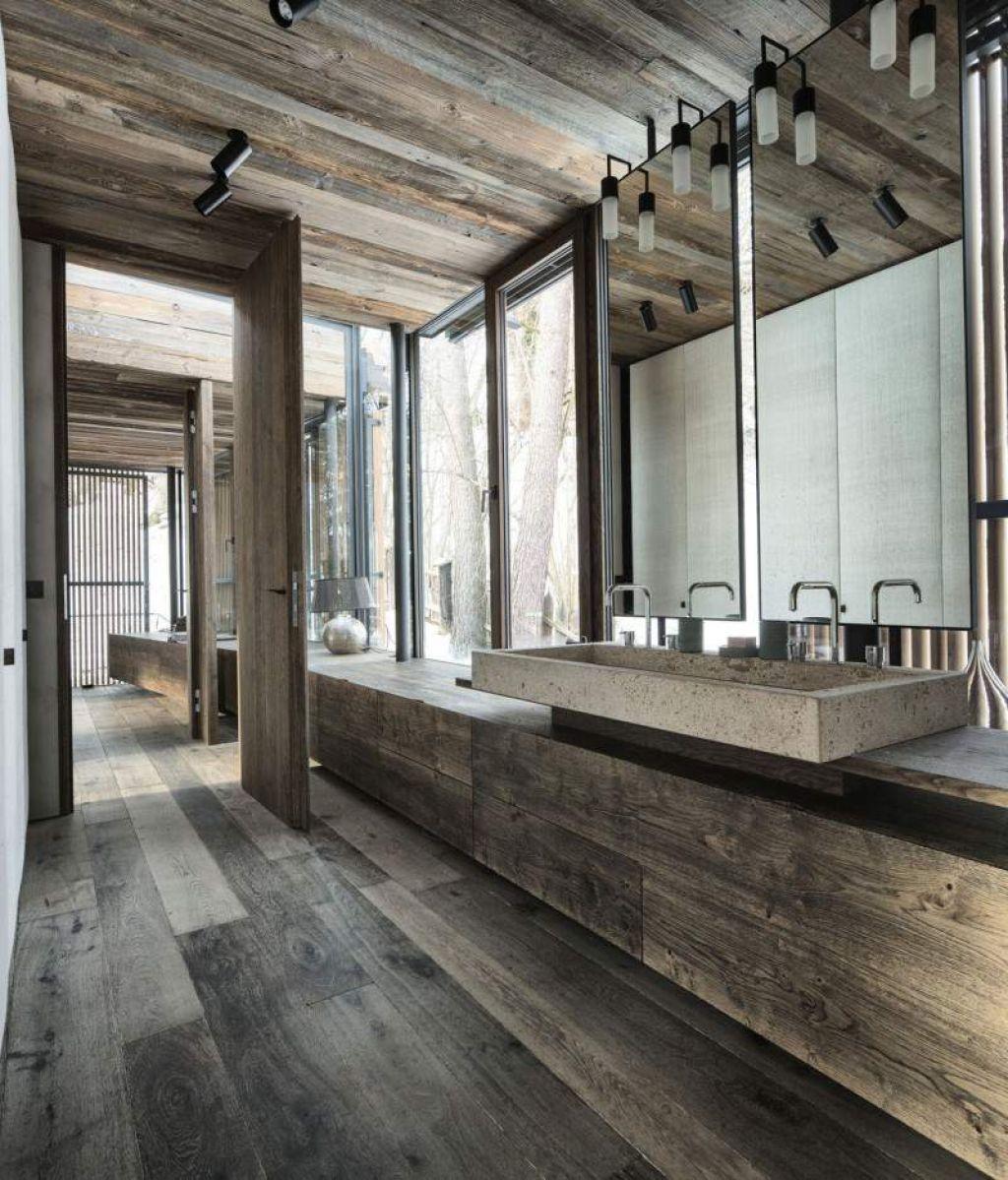 Emejing Modern Rustic Interior Design Ideas Ideas - Decoration ...