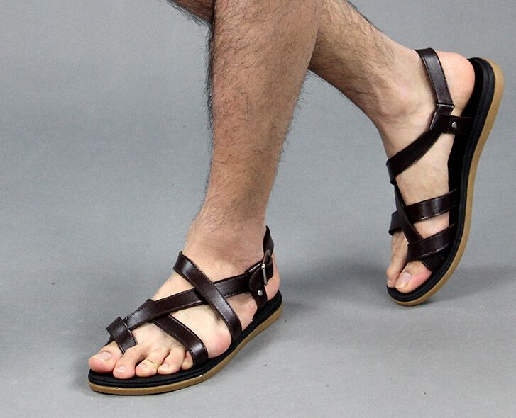 Free shipping Authentic Vietnamese leather shoes, summer sandals men 2015 new outdoor Casual Male men's sandals-in Men's Sandals from Shoes on Aliexpress.com | Alibaba Group