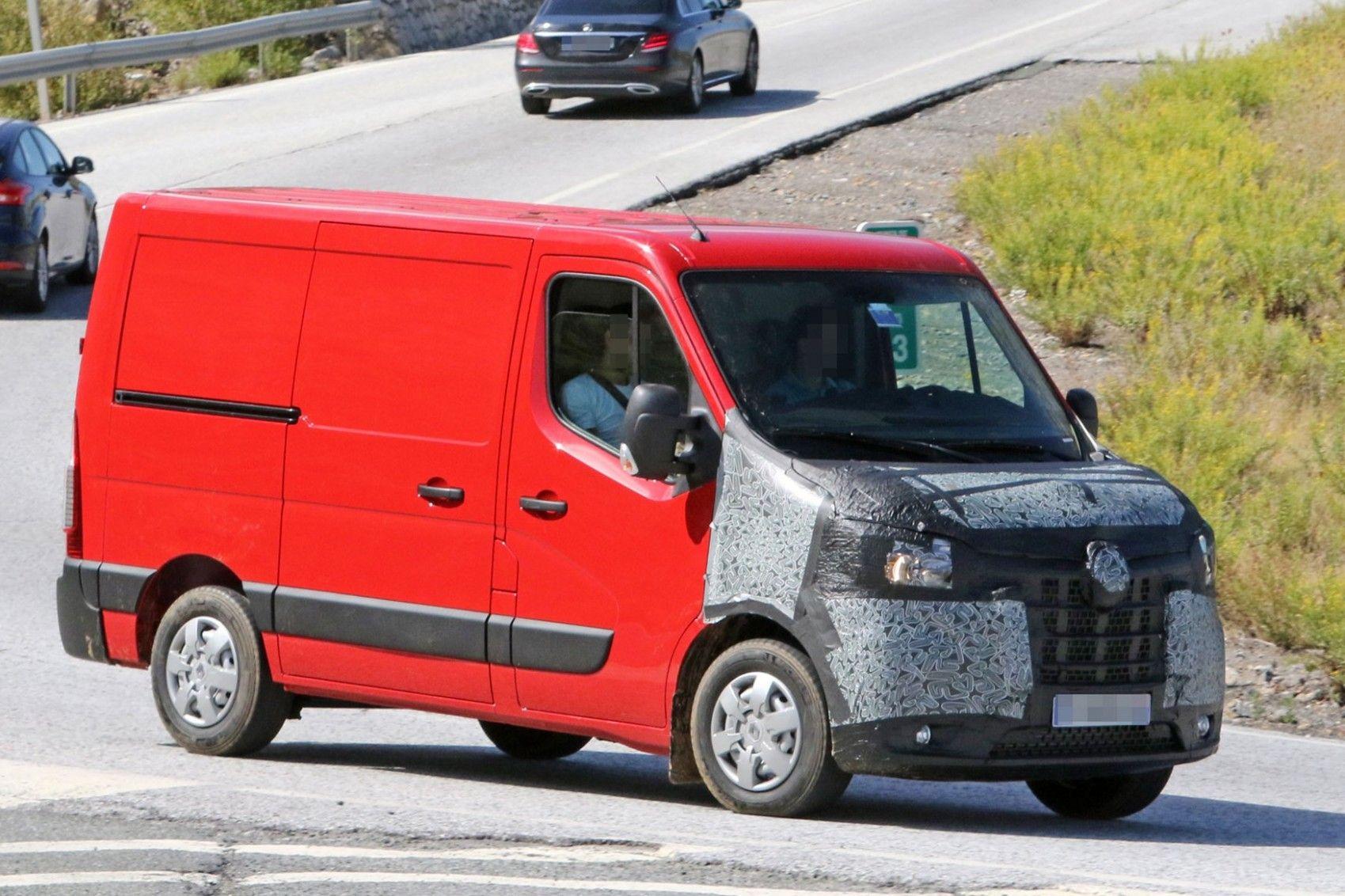The Real Reason Behind 2020 Opel Movano Design