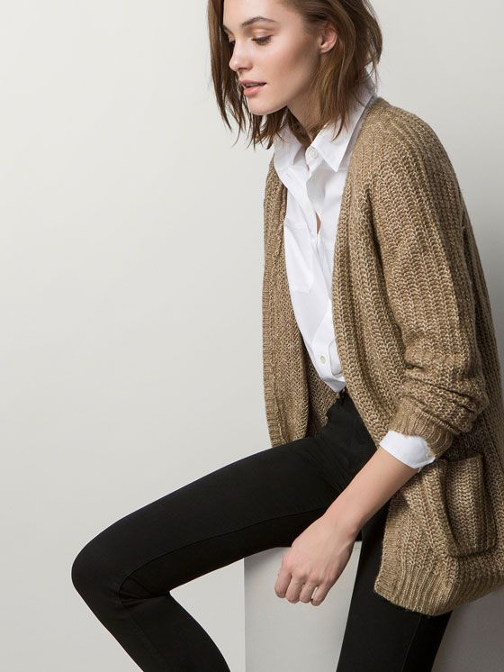 View all - Sweaters & Cardigans - COLLECTION - WOMEN Massimo Dutti Estados Unidos