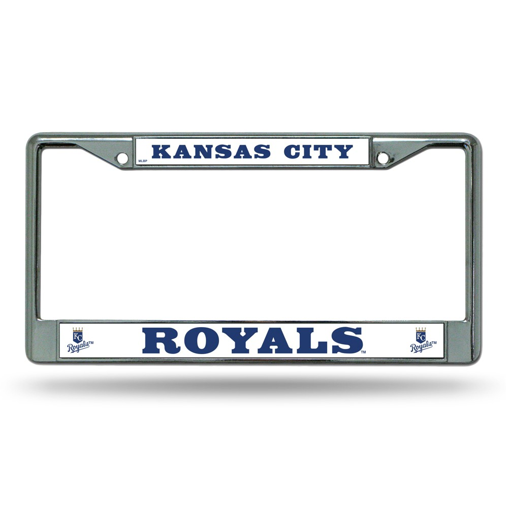 Rico Industries NCAA Arizona State Sun Devils Standard Chrome License Plate Frame