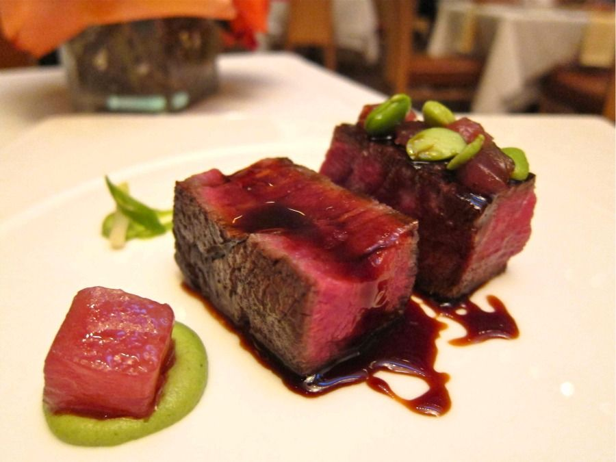Think Kobe beef steak and you think grilling. Have you
