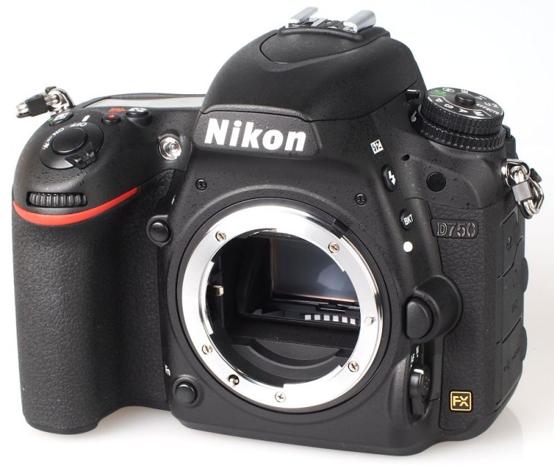 The Nikon D750 is the first full-frame Nikon FX camera with a ...