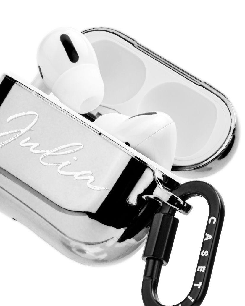 Custom Mirror Airpods Case Casetify Custom Mirrors Apple Watch Models Case
