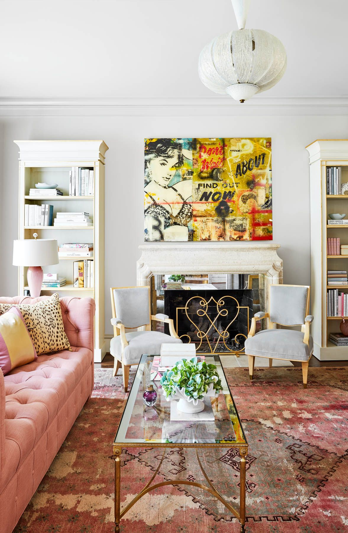 Jan Showers Transforms A Former Bachelor Pad In Preston Hollow