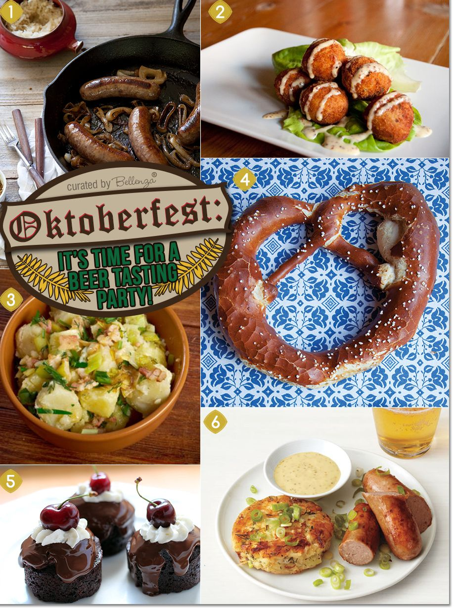 cooking oktoberfest food
