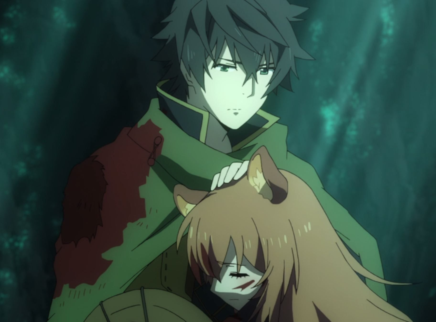 The rising of the Shield Hero episode 2 review (Blame