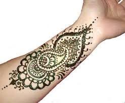Resultado de imagen de plantillas tatuajes de henna