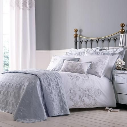 Silver Nina Collection Duvet Cover Dunelm Bed Linens Luxury Matching Bedding And Curtains Moroccan Inspired Bedroom